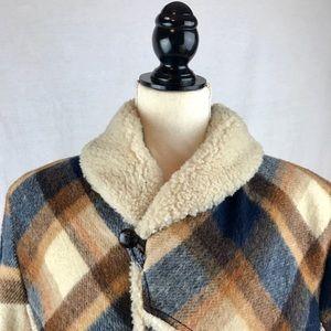 Vintage Plaid Silton California Ranchers Jacket